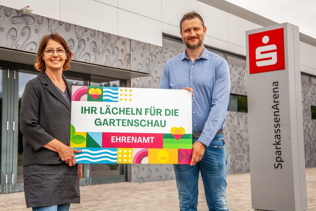 Annette Stiehel und Wolfgang Strobel